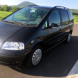 VW Sharan Trend, 1.8T 150 PS, 7 míst, tažné, 116 000 km, TOP