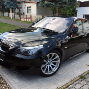 BMW E60 M5, SMG, 120 000km, TOP STAV