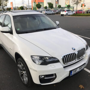 BMW X6 40D, xDrive, facelift, TOP STAV, DPH