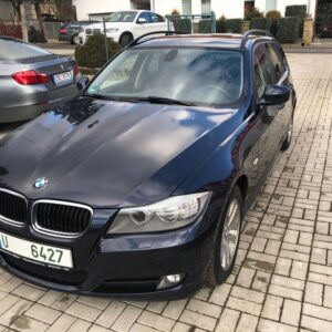 BMW E91 320xd, 2010, 220 tkm, TOP