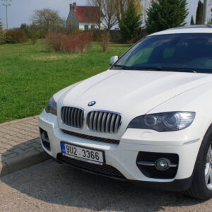 BMW X6 35d xDrive, 51 000 km, TOP STAV, Sportpacket