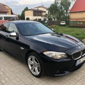 BMW 535i xDrive, M-Packet, 81 500 km, PERFEKTNÍ STAV