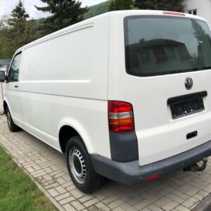 VW Transporter T5 Long, 1.9 TDI