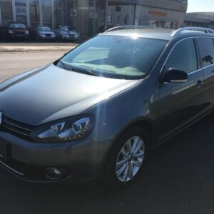 VW Golf Variant, 2.0 TDI 103kW