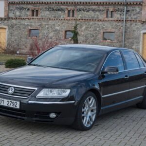 VW Phaeton Long, 4.2 V8 LPG