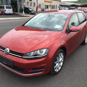 VW Golf 7 4x4 Sport, 2.0 TDI 110kW, 77 000 km