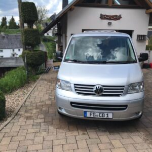 VW Transporter T5, 4x4 4Motion