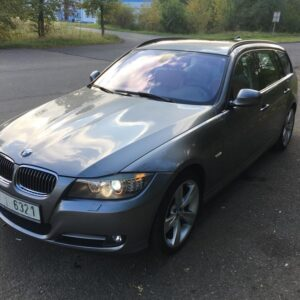BMW 325d Touring, 150kW, 2011